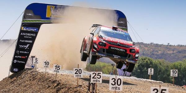 Ogier logra la victoria en el Rally de México