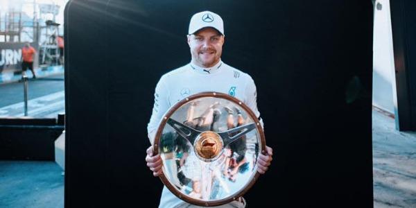 Valtteri Bottas gana el Gran Premio de Australia 2019