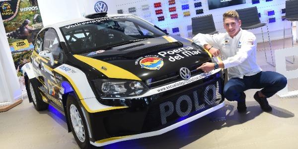 Raúl Capdevila a por una nueva temporada con el VW Polo N1