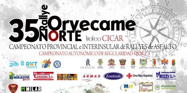 35 Rallye Orvecame Norte Trofeo Cicar