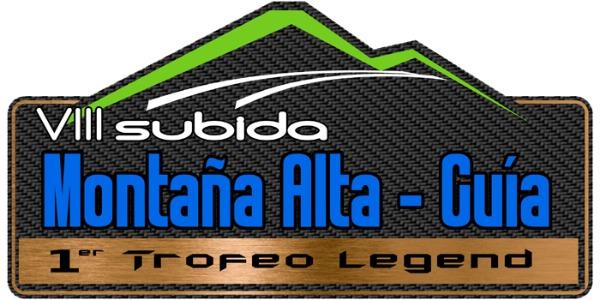 Lista Oficial de Inscritos de la Subida Montaña Alta - Guía