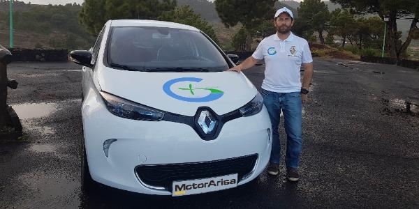 Zósimo Hernández disputará el Camp. de España de Energías Alternativas