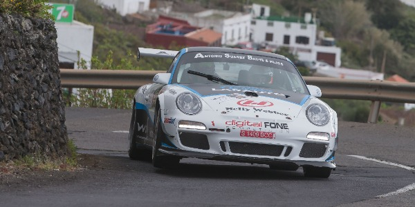 Lauren García y Samuel Martín a por el Rally Sprint de Atogo