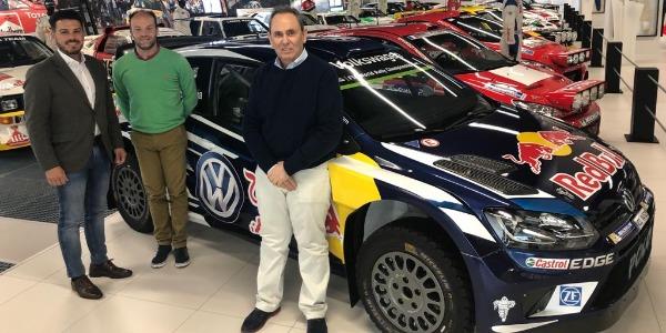 Teo Martín Motorsport y Dani Marbán se estrenarán en el Islas Canarias