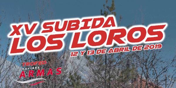 El lunes finaliza el plazo de inscripción de la Subida Los Loros