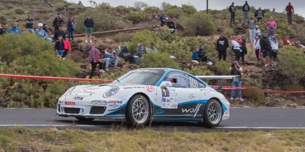 Victoria de Lauren García en el Rally Sprint de Atogo