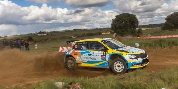 Noveno puesto para Gustavo Sosa en el Rallye Tierra Pozoblanco