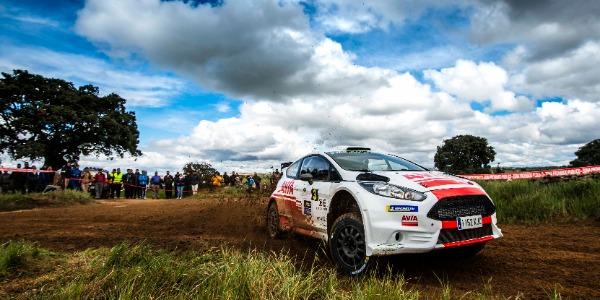 Gorka Eizmendi y el AVIA Rally Team brillan en Pozoblanco