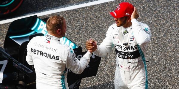 Lewis Hamilton se pone líder tras ganar en el GP de China