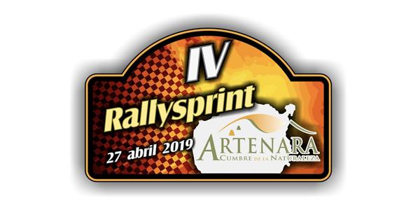 Lista Oficial de Inscritos del IV Rally Sprint de Artenara