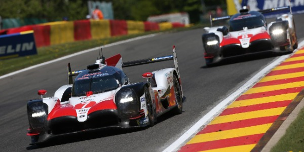 Toyota afronta un nuevo reto en Spa