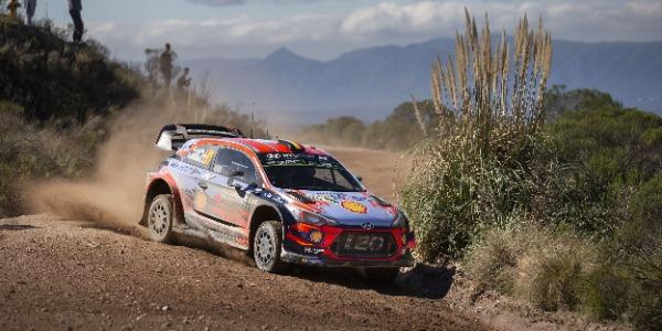 Thierry Neuville se proclama vencedor en el Rally de Argentina