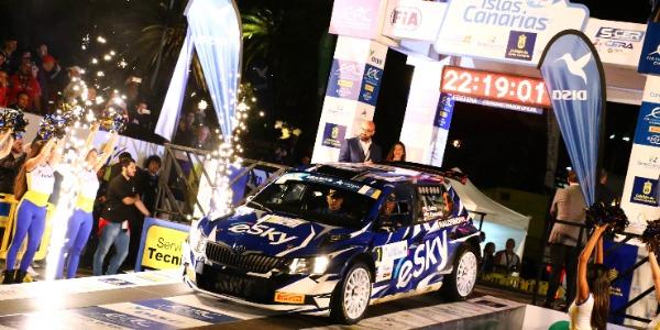 Lanzada oficialmente la edición 43 del Rally Islas Canarias