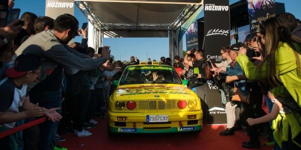 El Rallye Festival Trasmiera finaliza por todo lo alto