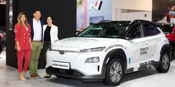 Hyundai Canarias presentó Road to Busan