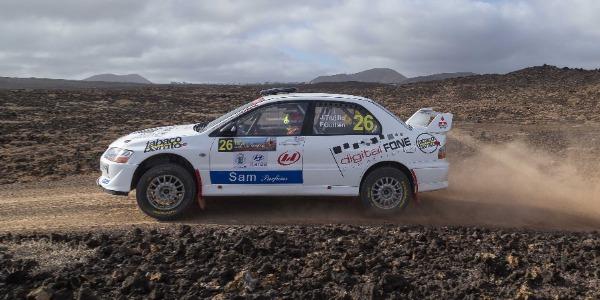 José Trujillo y Pedro Rodríguez estarán en el Rallye Isla Verde