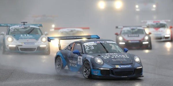 Diez cosas que no sabías de la Porsche Supercup