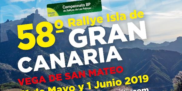 58 Rallye Isla de Gran Canaria