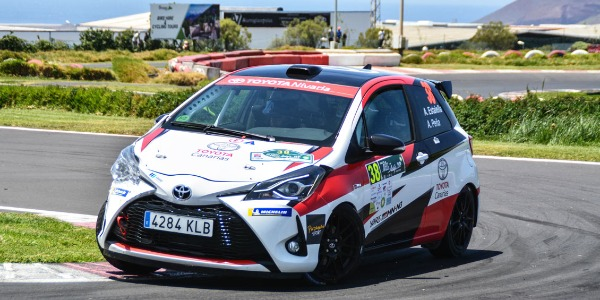 Padaman Sport regresa en el Rallye Isla de Gran Canaria