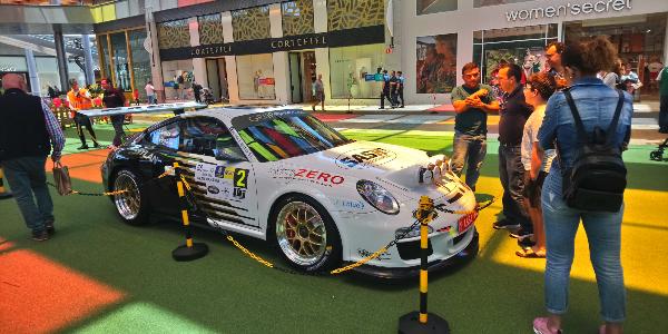 El nuevo Porsche 911 de Iván Armas