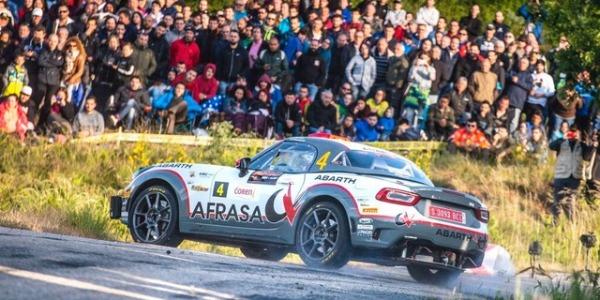 Abarth 124 Rallye