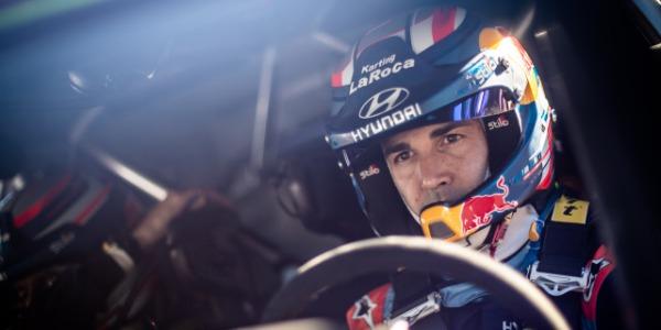 Dani Sordo listo para su cuarta cita sobre tierra en el WRC