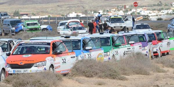 Regresa la Copa Skoda Fabia en el Rallye Puerto del Rosario