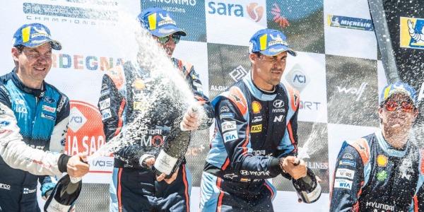 Dani Sordo gana el Rally de Italia Cerdeña WRC 2019