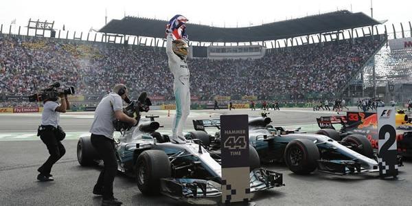 Hamilton a por el Gran Premio de Francia