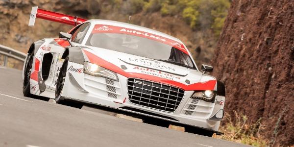 Audi R8 LMS. Foto: Alberto Rodríguez