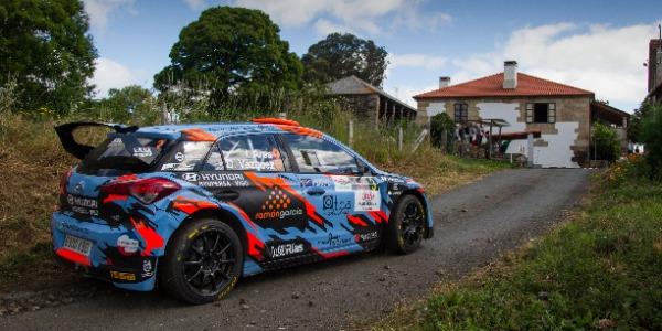 Doblete de Hyundai en el Rally Do Cocido