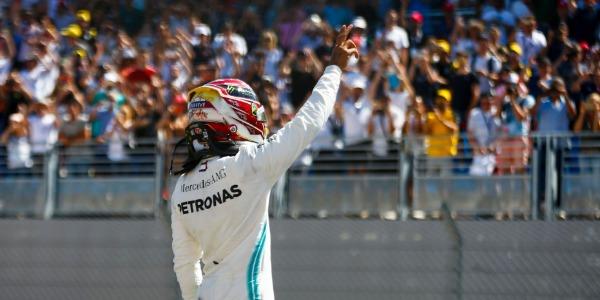 Nueva victoria para Hamilton en el GP de Francia