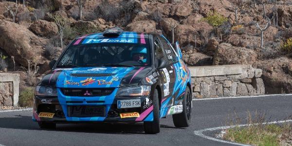 Quinta posición para Lorenzo - Gómez en Granadilla