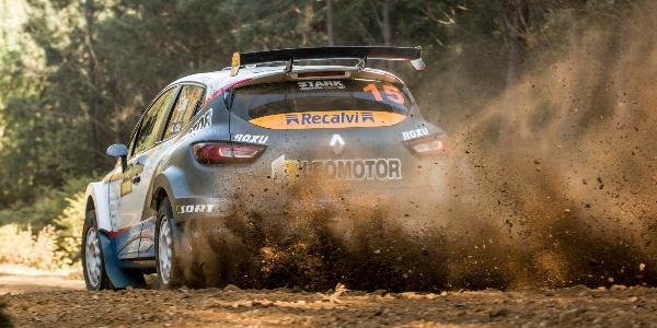 Fran Cima a por el Rallye de Astorga y el S-CER