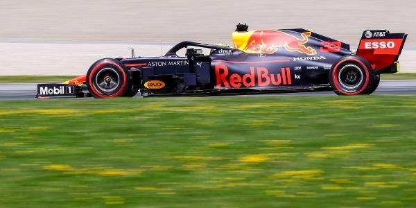 Verstappen logra una impresionante victoria en el GP de Austria
