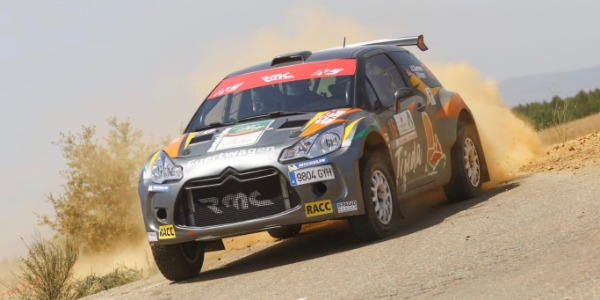 Exigente Rallye de Astorga para Juan Carlos Quintana