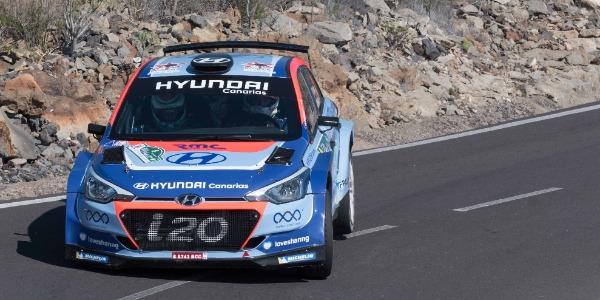 Lista Oficial de Inscritos del Rally Sprint Tomás Viera