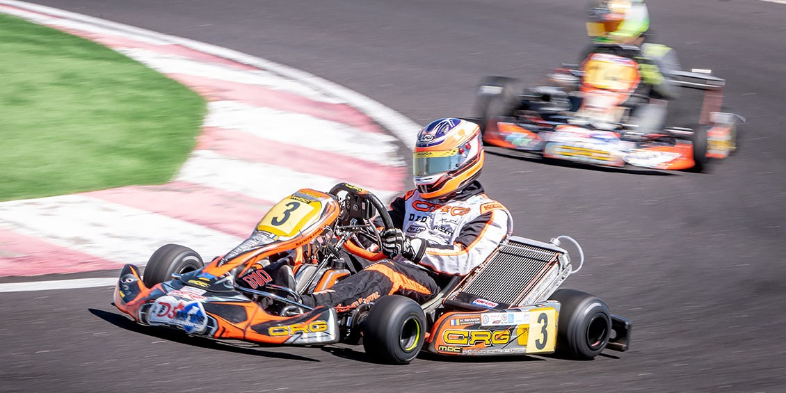 Los campeonatos de Karting regresan al Gran Karting Club