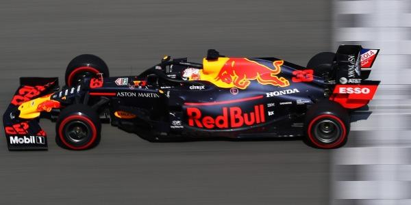 Verstappen gana en Alemania durante un Gran Premio de locura