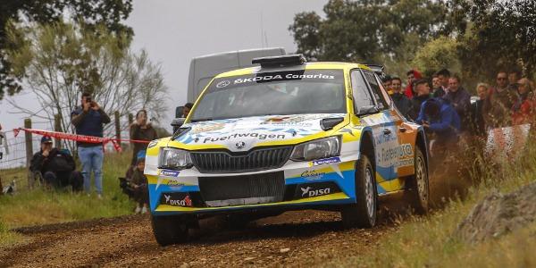 Sosa retoma el pulso a la temporada con el Rally de Antigua