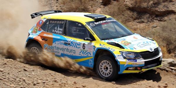 Nuevo triunfo de Gustavo Sosa en el Rally de Antigua