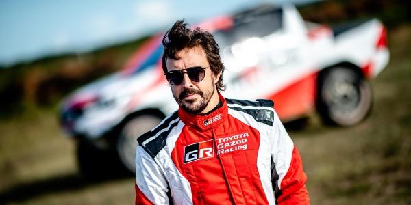Fernando Alonso completa más de 700 kilómetros de test en Polonia