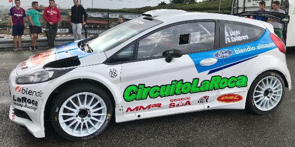 Dani Sordo Sr. en el Rally Sprint Rudagüera