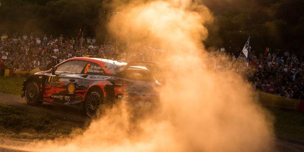 Dani Sordo a por el Rally de Turquía WRC 2019