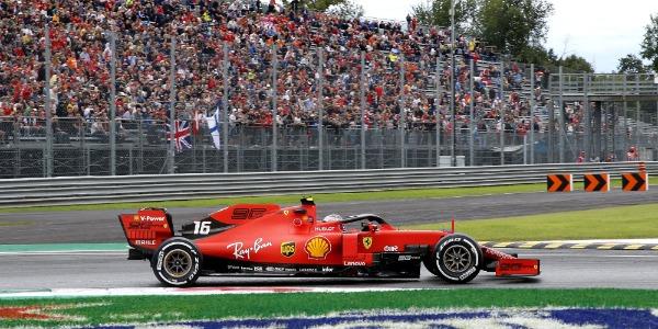 Charles Leclerc, segunda victoria seguida, esta vez en Monza
