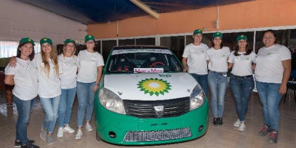 Primera competición para los equipos de Mujer y Motor de BP y FALP