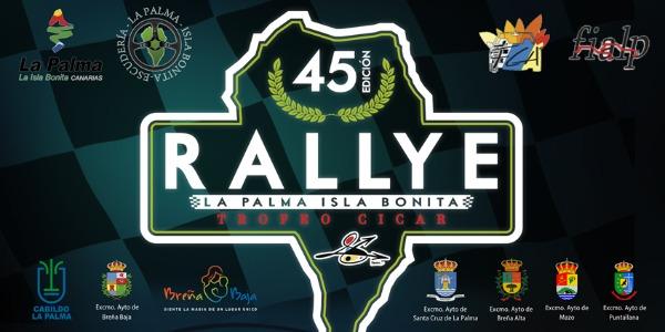 Rallye La Palma Isla Bonita - Trofeo CICAR