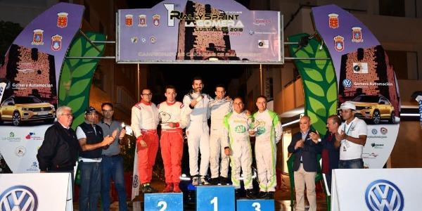 Pistoletazo de salida al II Rally Sprint La Gomera