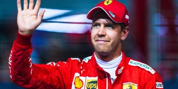 Vettel vuelve a encontrarse con la victoria en Singapur