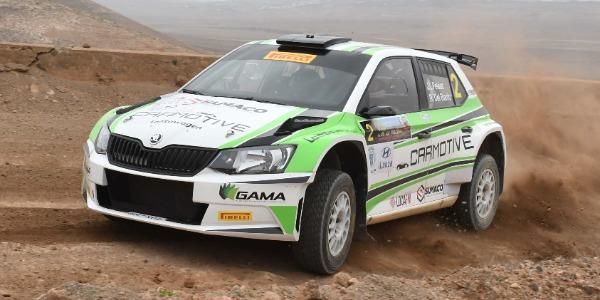 Ayudas a los equipos para el Rallye de Tierra Isla de Los Volcanes